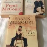 Angela's Ashes,'Tis: A Memoir Book ,Teacher Man by Frank McCourt ราคา 750