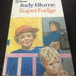 superfudge by judy blume ราคา 120