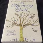 the memory book rowan coleman ราคา 200