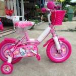 จักรยานเด็ก ยี่ห้อ LA ลายลิขสิทธิ์ Hello Kitty