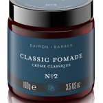 Daimon Barber no 2 Classic Oil Based Pomade - New Label