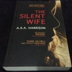 The Silent Wife by A.S.A. Harrison ราคา 200