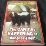 This Can't Be Happening at MacDonald Hall! by Gordon Korman ราคา 85