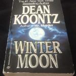 Winter Moon by Dean Koontz ราคา 150