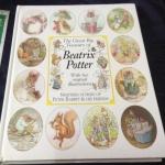 The great big treasury of Beatrix Potter รวม 19เรื่อง ราคา 1460