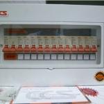 ตู้ไฟ 12 ช่อง CCS