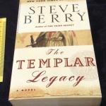 The Templar Legacy by Steve Berry ราคา 220