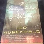 The Interpretation of Murder by Jed Rubenfeld ราคา 180