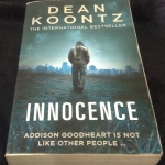 Innocence by Dean Koontz ราคา 150