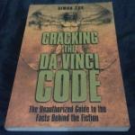 Cracking the Da Vinci Code by Simon Cox ราคา 150