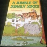 a jumble of jungly jokes ราคา 100