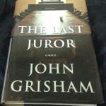 The Last Juror by John Grisham ปกแข็ง ราคา 330