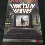The Lincoln Hunters by Wilson Tucker ราคา 200