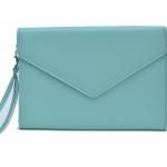 กระเป๋าใส่มือถือ iPad Tablet สีเขียววินเทจ