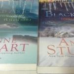 เพชฌฆาตไร้หัวใจ (Black Ice) + พยัคฆ์ร้ายหัวใจน้ำแข็ง (Cold As Ice) Anne Stuart ราคา 343