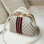 กระเป๋าถือแฟชั่น กระเป๋าสะพายข้างผู้หญิง ทรงหมอน Style Gucci [Gucci ]