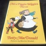 mrs piggle wiggle's farm betty macdonald ราคา 100