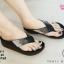 พร้อมส่ง รองเท้าสุขภาพ fitflop TE411-BLK [สีดำ] thumbnail 1