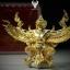 พญาครุฑทรงฤทธิ์บังเกิดทรัพย์ ที่รฤกวาระเปิดศาลพ่อปู่พญาครุฑ เนื้อทองเบญจา รุ่น2 thumbnail 2