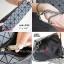 กระเป๋าสะพายแฟชั่น กระเป๋าสะพายข้างผู้หญิง ISSEY MIYAKE BAO BAO (BLOCK) [สีดำ ] thumbnail 4