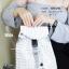 กระเป๋าเป้ผู้หญิง กระเป๋าสะพายหลังแฟชั่น Style ISSEY MIYAKE BAO BAO [สีขาว ] thumbnail 3