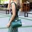 กระเป๋าสะพายแฟชั่น กระเป๋าสะพายข้างผู้หญิง Fendi candy stud [สีเขียว] thumbnail 1