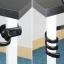 ที่หนีบมือถือ/SmartPhone แบบตั้ง งอ-ม้วนได้ ยาว 1เมตร Phoseat Stand (สีดำ) thumbnail 5