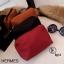 กระเป๋าถือผู้หญิง กระเป๋าสะพายข้างผู้หญิง หนังนิ่มคุณภาพ Style Hermes งานTop Mirror [สีดำ ] thumbnail 2