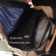 กระเป๋าเป้ผู้หญิง กระเป๋าสะพายข้างแฟชั่น แต่งหูหนังพียูเข็มขัดสอด [สีแดง ] thumbnail 2