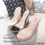 พร้อมส่ง รองเท้าเตารีดหน้าใส 17-2289-ดำ [สีดำ] thumbnail 3