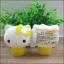 MENGKOU Tendering Moisturizing hand cream kitty baby สีเหลือง thumbnail 2