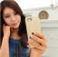 เคสฝาหลัง iPhone5/5s อลูมิเนียม ทรงอินเทรนด์ (สีขาว) thumbnail 2