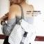 กระเป๋าเป้ผู้หญิง กระเป๋าสะพายหลังแฟชั่น Style ISSEY MIYAKE BAO BAO [สีขาว ] thumbnail 4