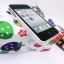 เคส iphone 5/5s แบบฝาหลัง สี ดำ,ทอง,ขาว thumbnail 5