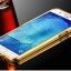เคส A8 A8000 กรอบอลูมิเนียม+ฝาหลังอะคริลิค สะท้อน (สีทอง/เงิน/ดำ/ชมพู) thumbnail 4