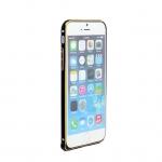 เคส iPhone5/5s บัมเปอร์อลูมิเนียมแท้ (สีดำ)
