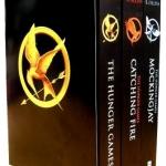 The Hunger Games ครบชุด ปกอ่อน มือหนึ่ง สามเล่มจบ ราคา 1192