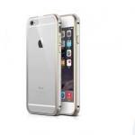 เคส iPhone5/5s บัมเปอร์อลูมิเนียมแท้ (สีเงิน)