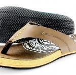 Cork sole sandal (men)