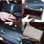 กระเป๋าสะพายแฟชั่น กระเป๋าสะพายข้างผู้หญิง สไตล์งานอีฟส์ แซงต์ โลรองต์ [สีดำ ] thumbnail 3