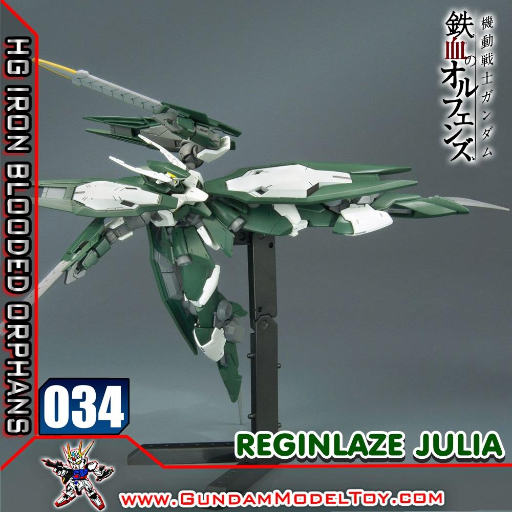 HG 1/144 034 REGINLAZE JULIA