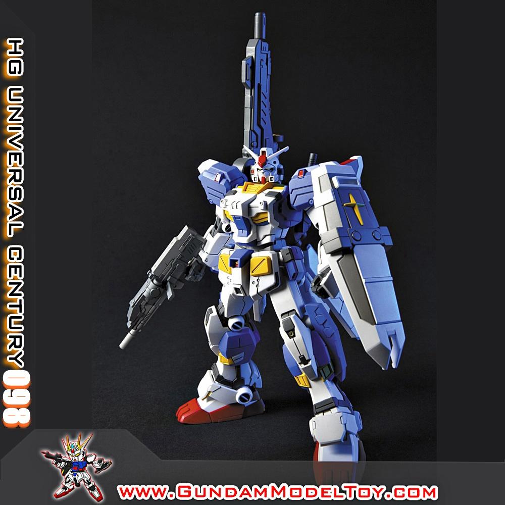 HG 1/144 FULL ARMOR GUNDAM 7th อาร์เอ็กซ์ 78-3 ฟูล อาร์มอร์ กันดั้ม 7th