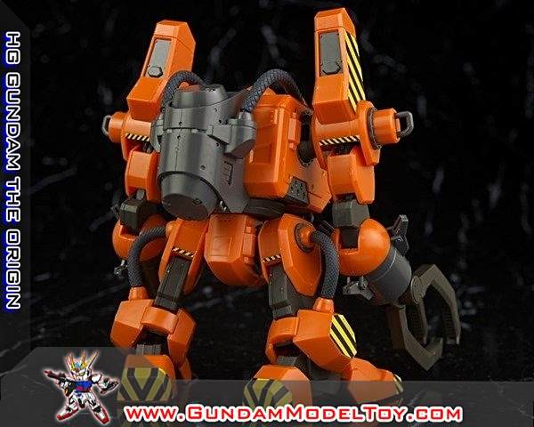 HGORIGIN 1/144 MOBILE WORKER MW-01 MODEL 01 LATE TYPE (MASH) โมบาย เวิรค์เกอร์ โมเดล 01 เลท ไทฟ แมช