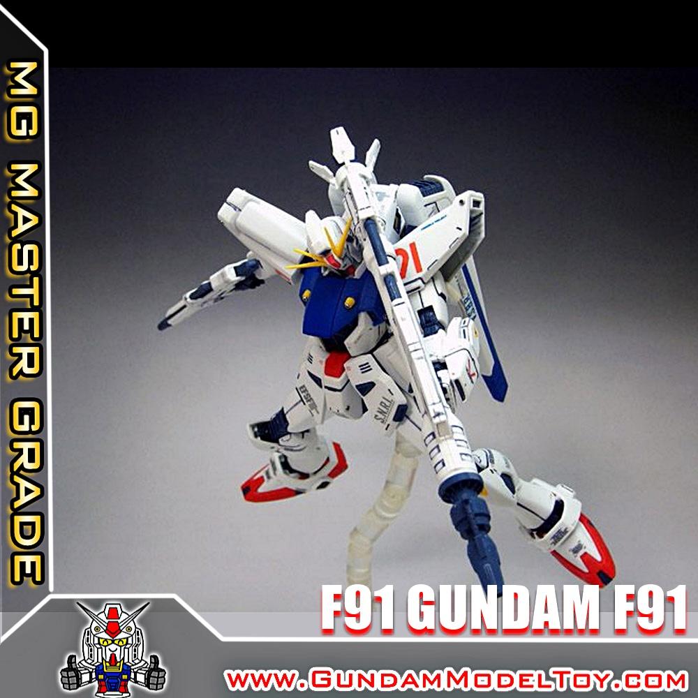 MG 1/100 F91 GUNDAM F91 กันดั้ม F91