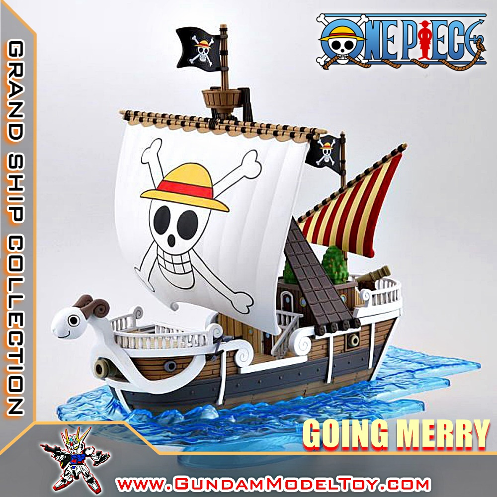 GRAND SHIP COLLECTION GOING MERRY โกอิ้ง เมอรี่