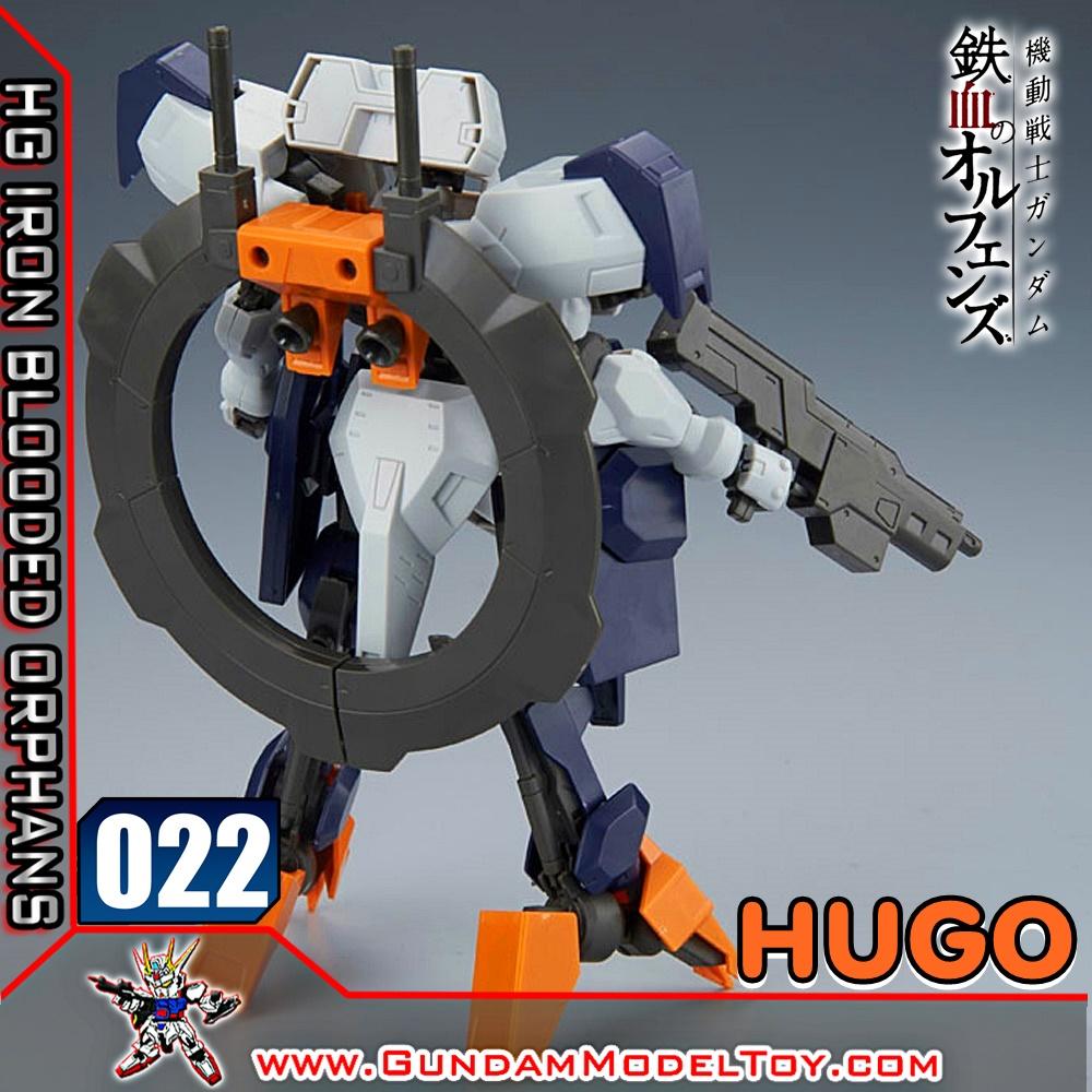 HG 1/144 HUGO