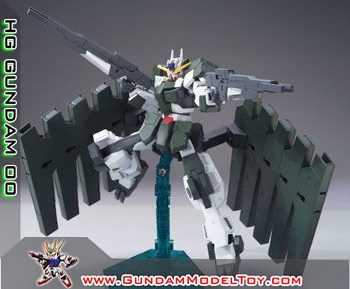 HG00 1/144 GUNDAM ZABANYA กันดั้ม ซาบันยา