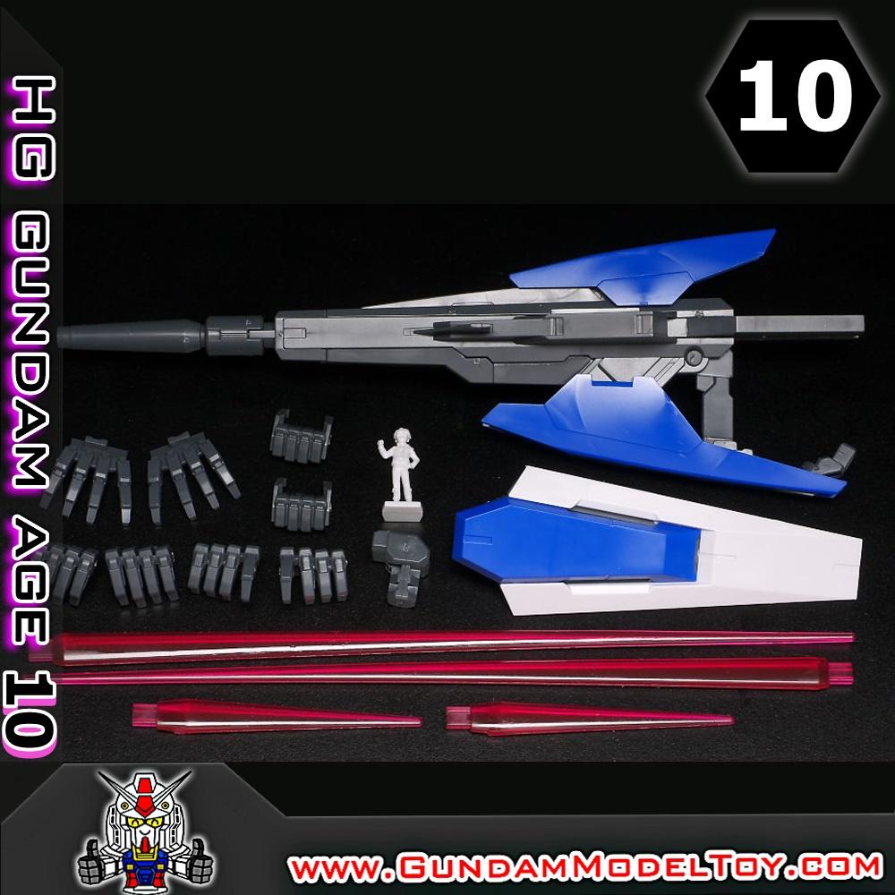 HGAGE 1/144 GUNDAM AGE-2 NORMAL กันดั้ม เอจ ทู นอร์มอล