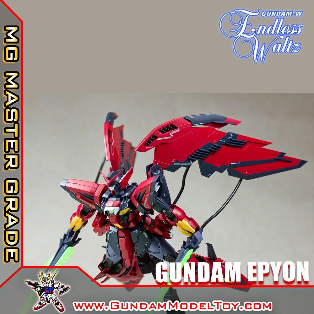 MG 1/100 GUNDAM EPYON EW กันดั้ม เอปเปี้ยน
