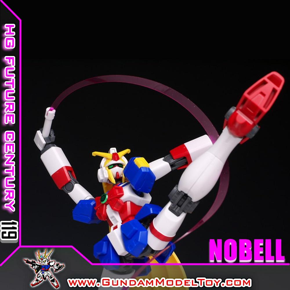 HGFC 1/144 NOBELL GUNDAM โนเบล กันดั้ม